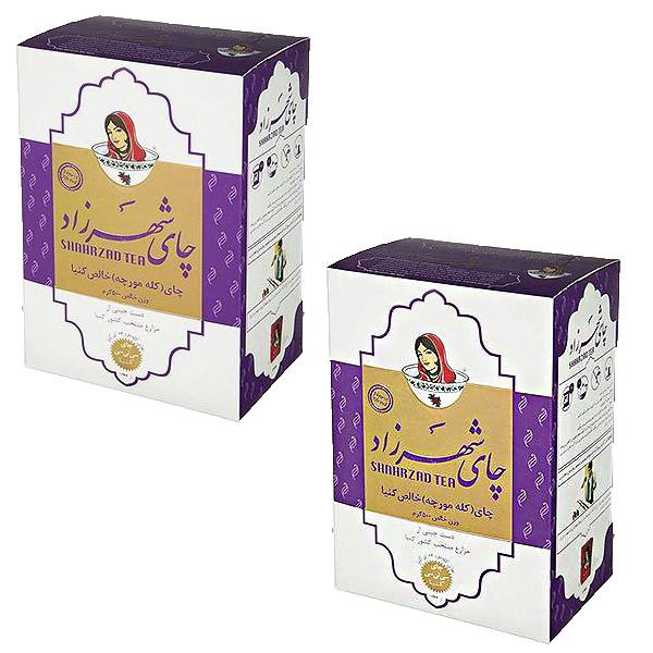 چای کله مورچه کنیا شهرزاد - 500 گرم مجموعه 2 عددی