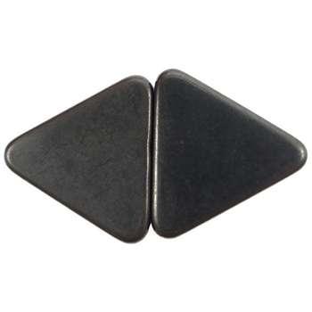 آهنربا مدل مثلثی کد T7 بسته 2 عددی