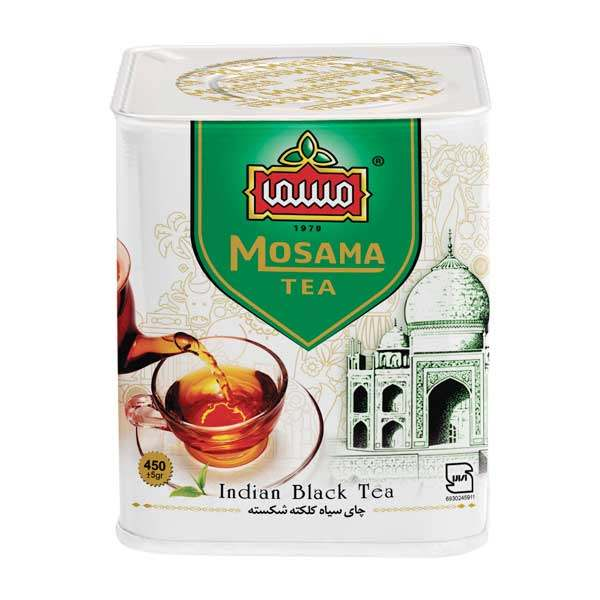 چای سیاه کلکته شکسته مسما - 450 گرم