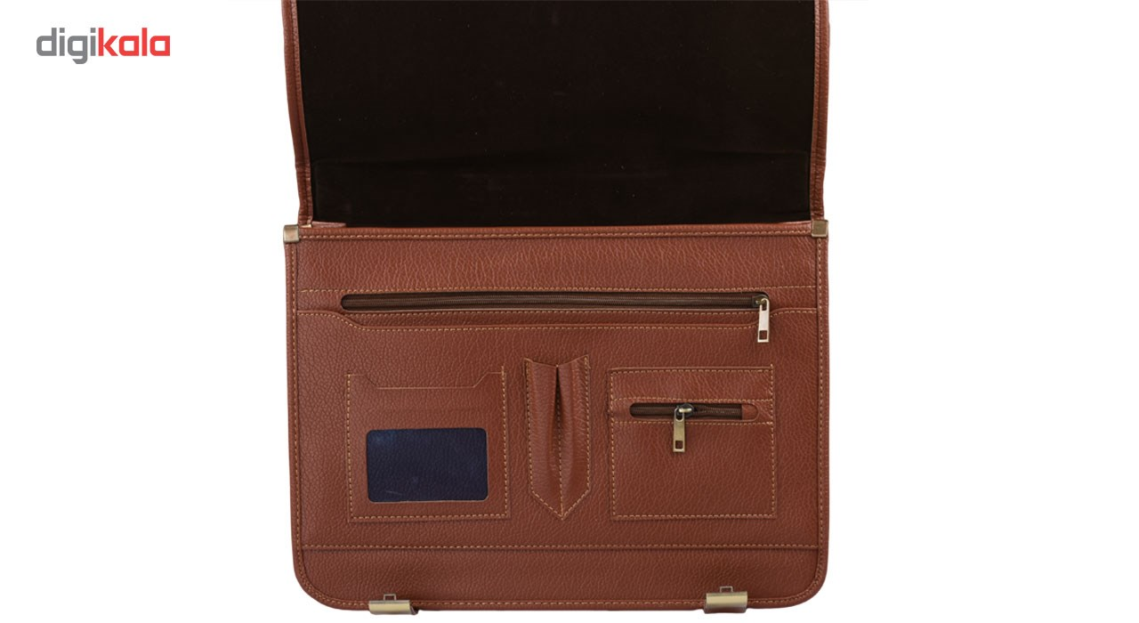 کیف اداری چرم مصنوعی پارینه مدل P132-1