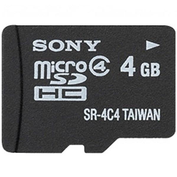 کارت حافظه ی میکرو SD سونی کلاس 4 - 4 گیگابایت