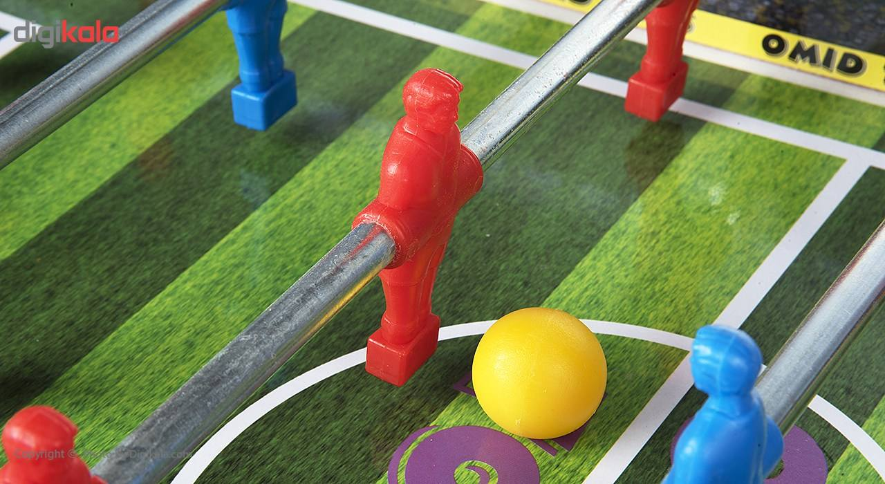 فوتبال دستی مدل World Cup main 1 4