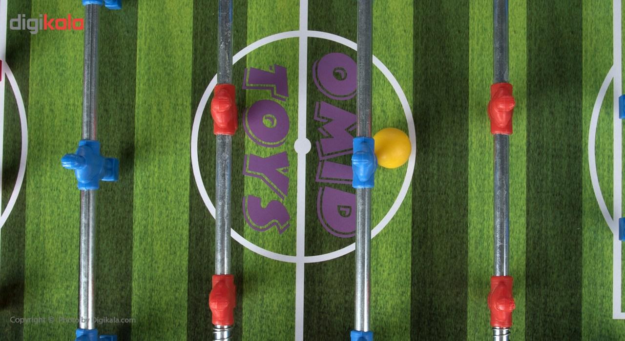 فوتبال دستی مدل World Cup main 1 5