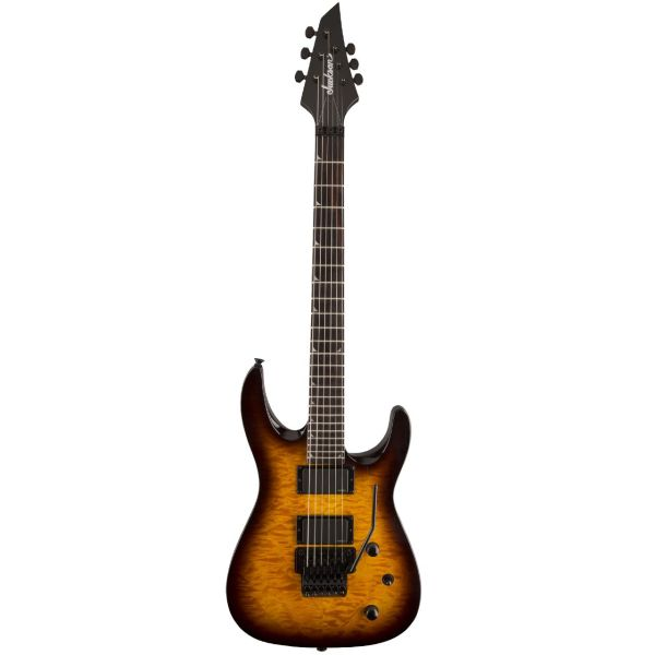 گیتار الکتریک جکسون مدل X Series Soloist SLATXMGQ3-6