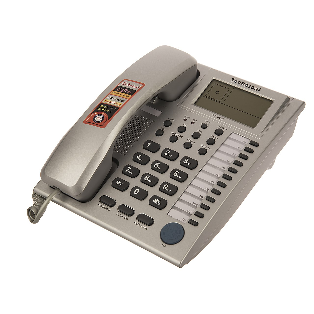تلفن تکنیکال مدل TEC-1024E