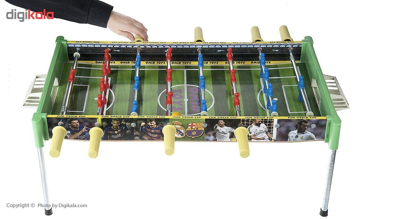 فوتبال دستی مدل World Cup main 1 7