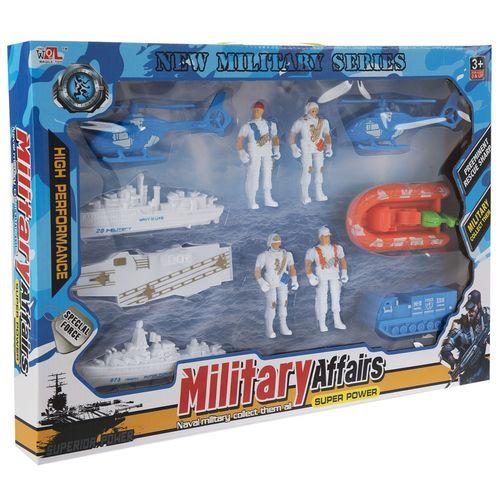 ست کشتی مدل New Military Series