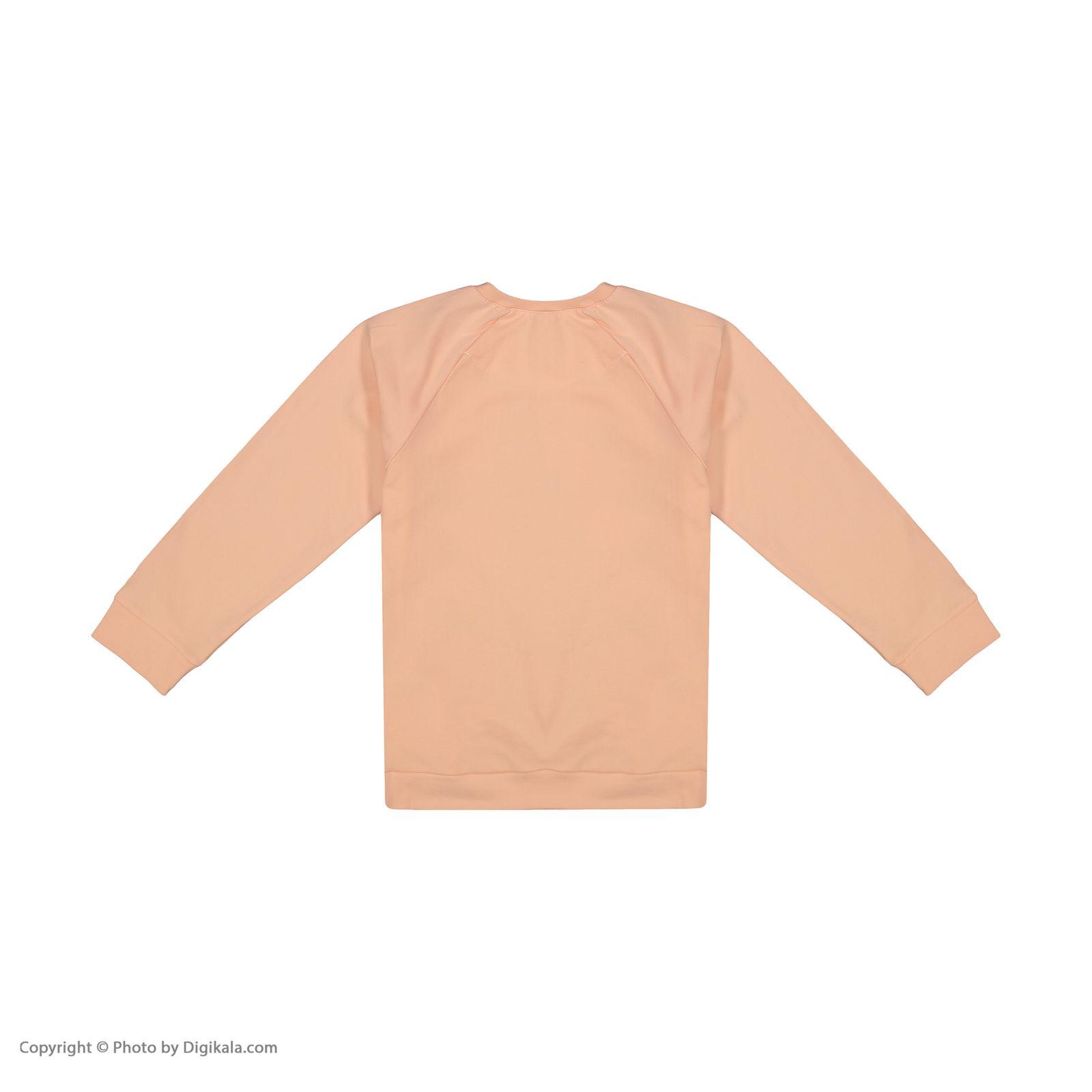 ست تی شرت و شلوار دخترانه مادر مدل 302-80 main 1 3