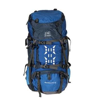 کوله پشتی کوهنوردی 70 لیتری جت بویل مدل Adventure