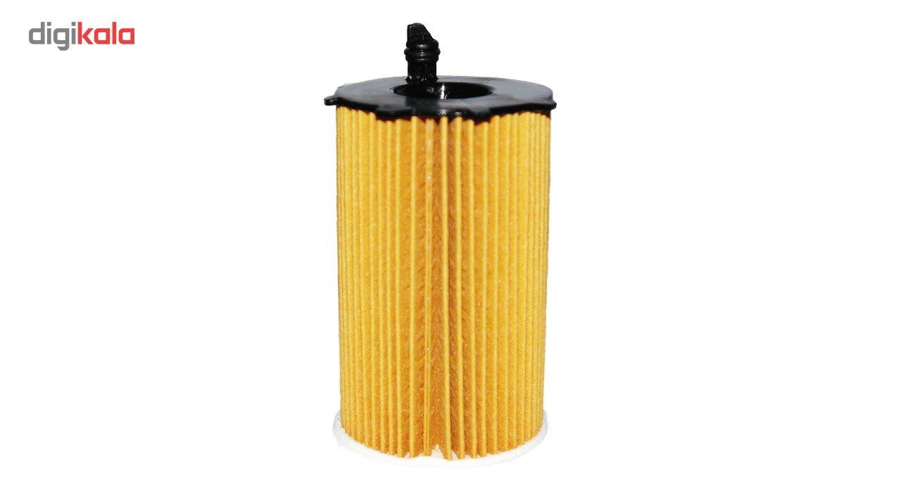 فیلتر روغن موتور هیوندای جنیون پارتس مدل 263203CAA0 main 1 1