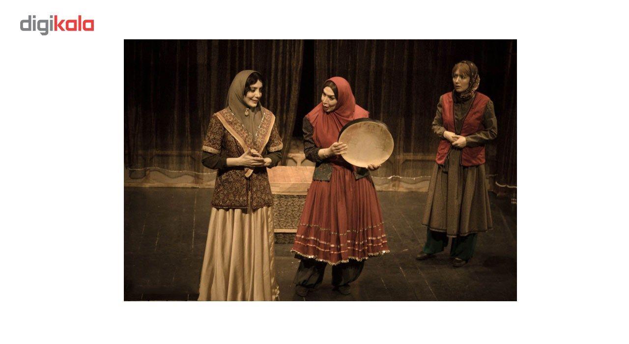 فیلم تئاتر ناسور اثر افسانه زمانی