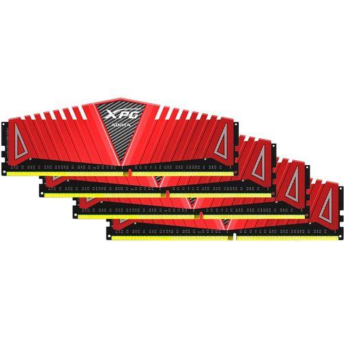 رم دسکتاپ DDR4 چهار کاناله 2800 مگاهرتز CL17 ای دیتا مدل XPG Z1 ظرفیت 64 گیگابایت