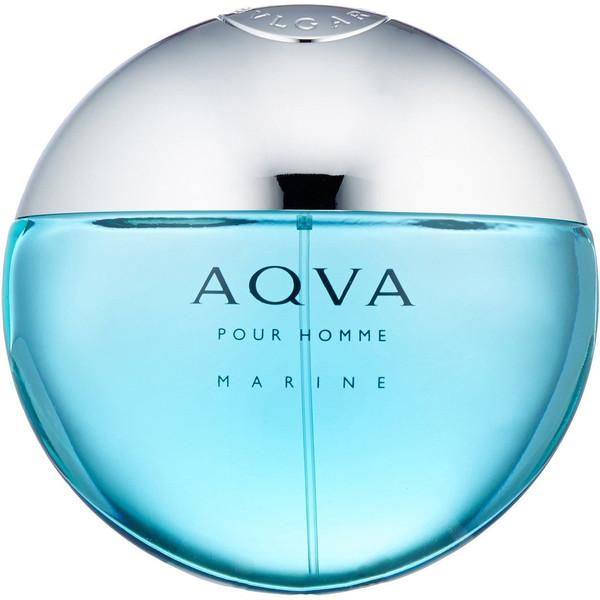 ادو تویلت مردانه بولگاری مدل Aqva Pour Homme Marine حجم 100 میلی لیتر