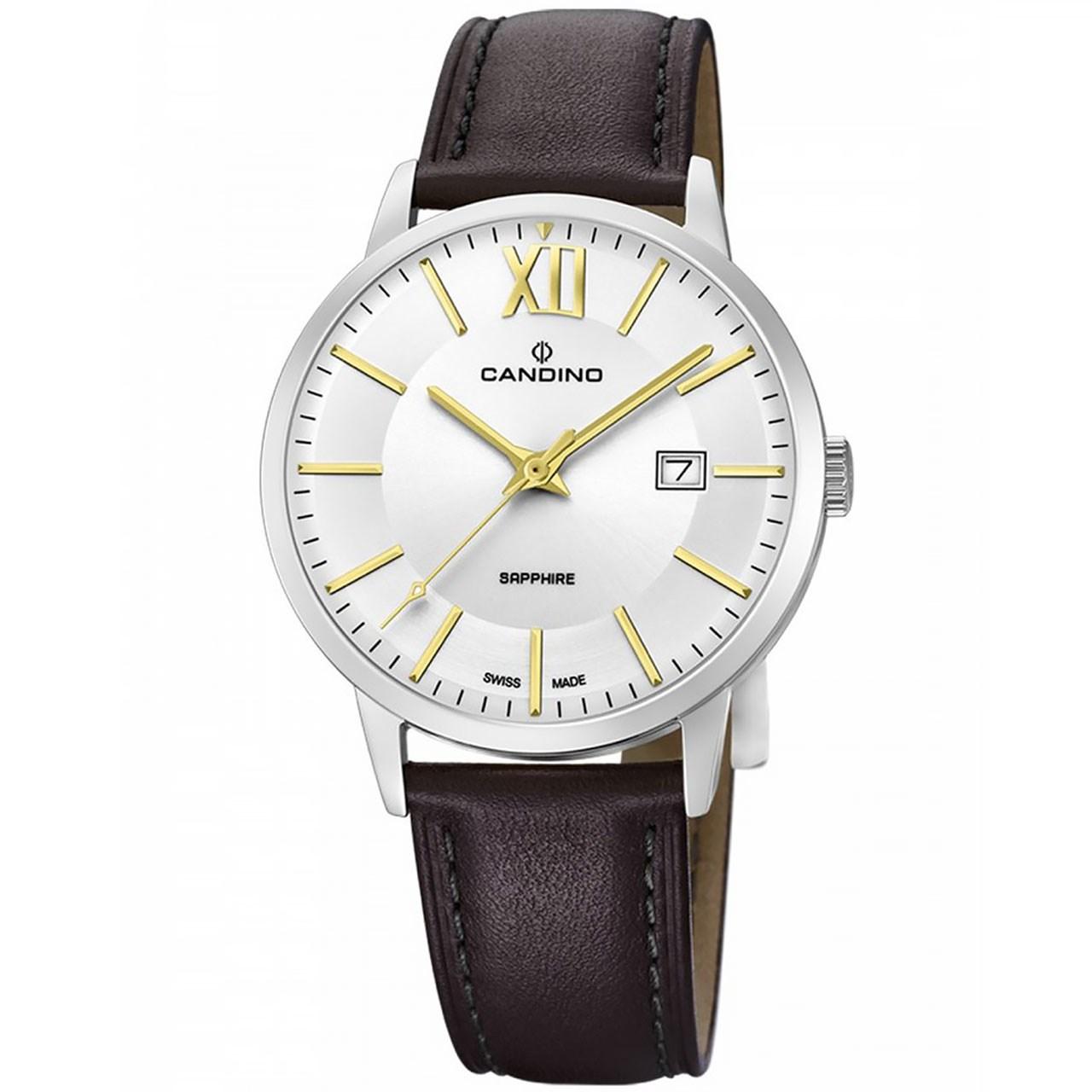 ساعت مچی عقربه ای مردانه کاندینو مدل C4618/2