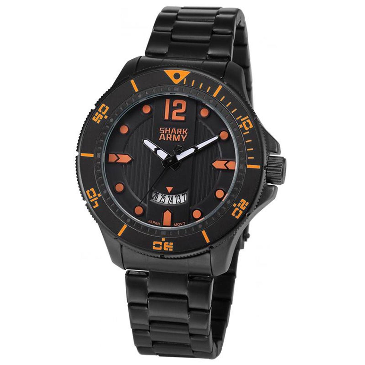 ساعت مچی عقربه ای مردانه شارک آرمی مدل SAW200 54