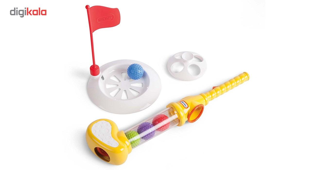 بازی آموزشی لیتل تیکس مدل  Clearly sports Golf -  - 1