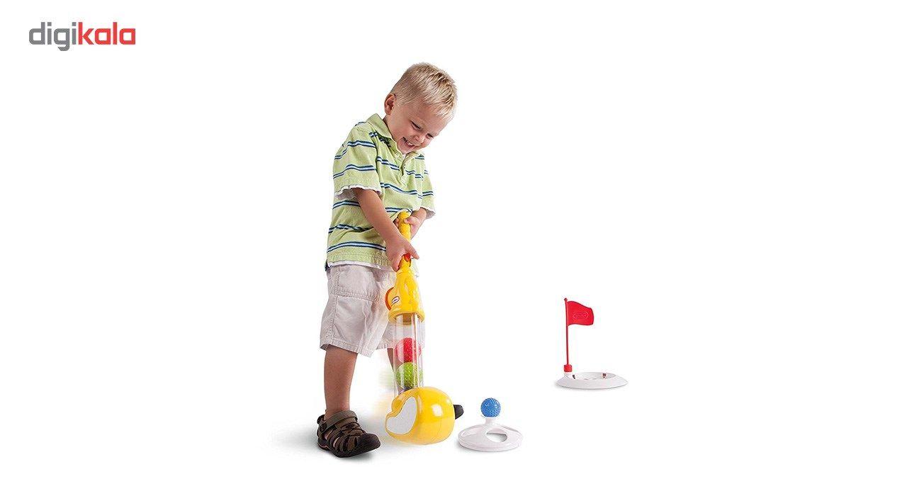 بازی آموزشی لیتل تیکس مدل  Clearly sports Golf -  - 3