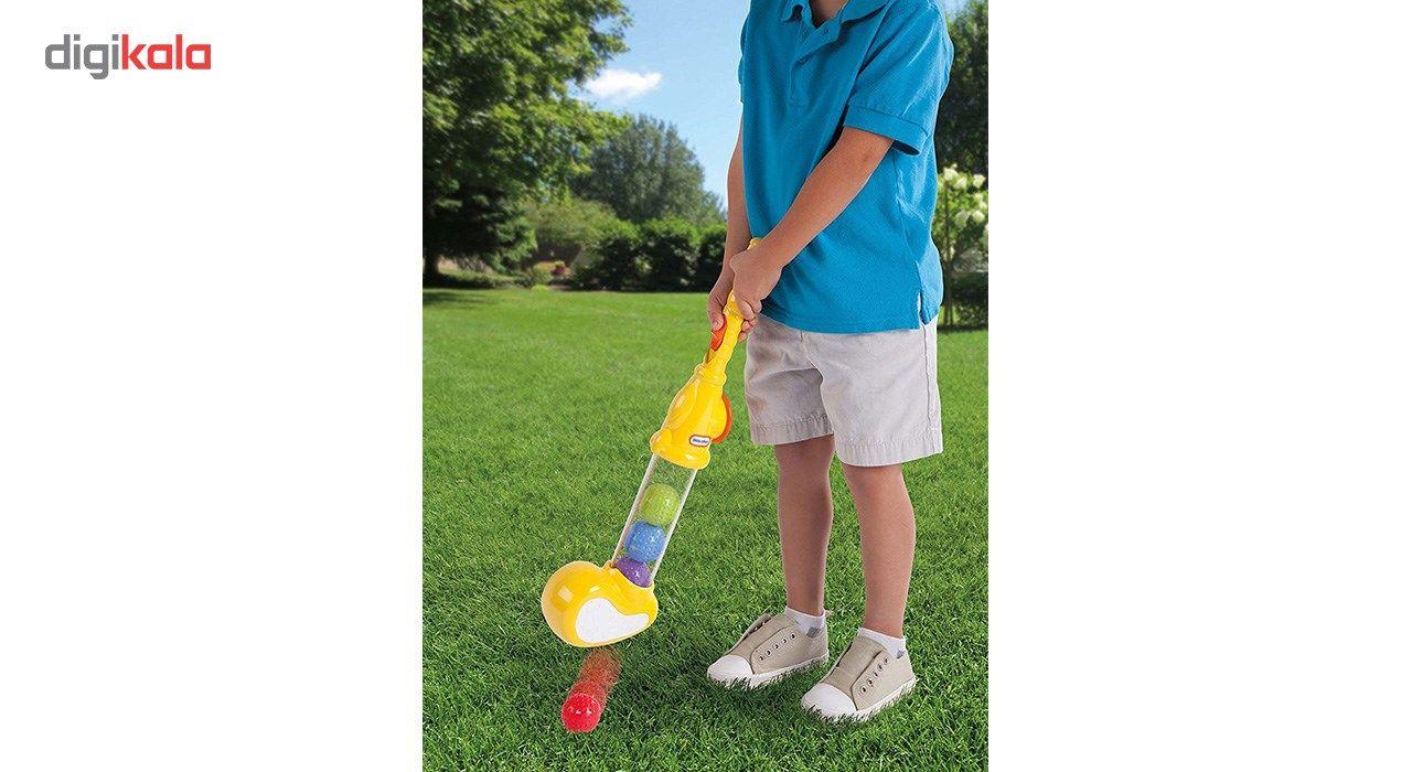 بازی آموزشی لیتل تیکس مدل  Clearly sports Golf -  - 4