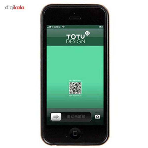 بامپر توتو مدل Evoque مناسب برای گوشی موبایل آیفون 5/5S main 1 2