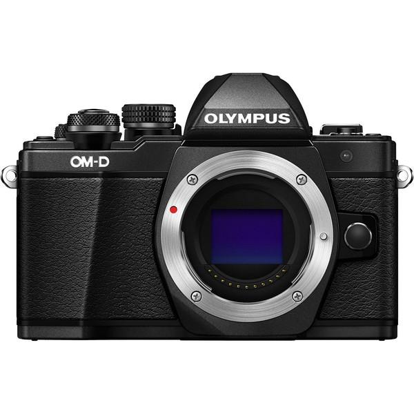 دوربین دیجیتال بدون آینه الیمپوس مدل OM-D E-M10 بدون لنز