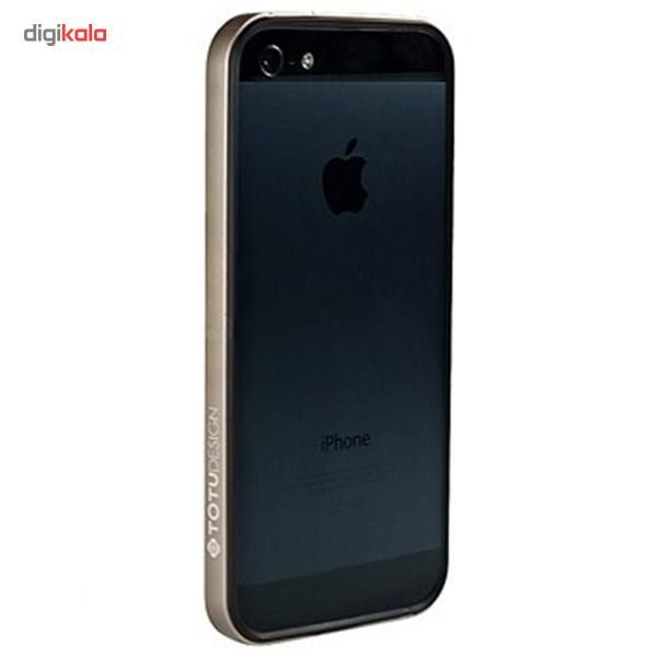 بامپر توتو مدل Evoque مناسب برای گوشی موبایل آیفون 5/5S main 1 3