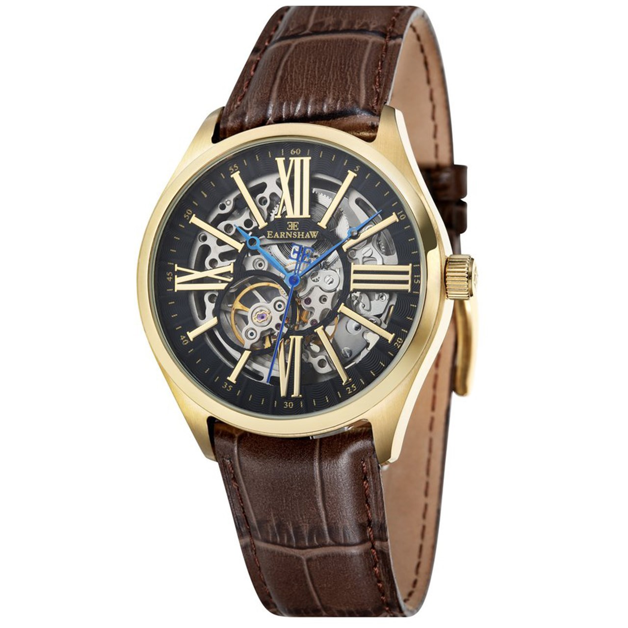 ساعت مچی عقربه ای مردانه ارنشا مدل ES-8037-03 34