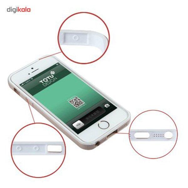 بامپر توتو مدل Evoque مناسب برای گوشی موبایل آیفون 5/5S main 1 4