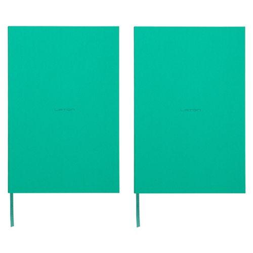 دفتر یادداشت لاتن مدل Stripy بسته 2 عددی