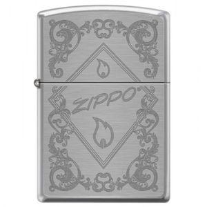 فندک زیپو مدل  Framed Flame کد 28943