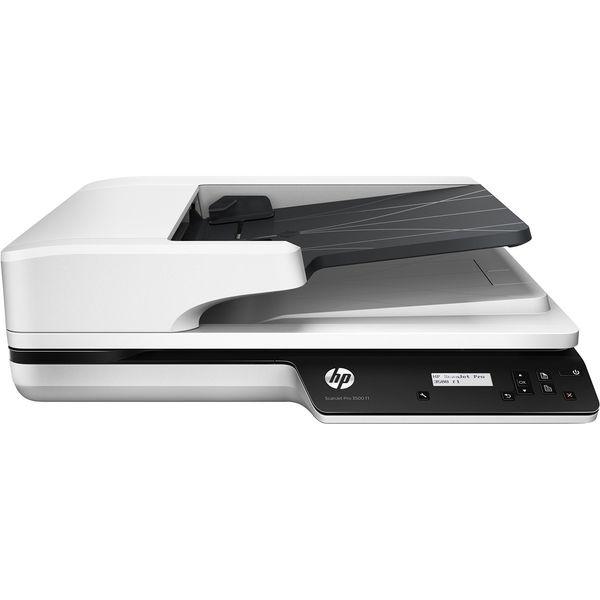 اسکنر تخت اچ پی مدل ScanJet Pro 3500 f1