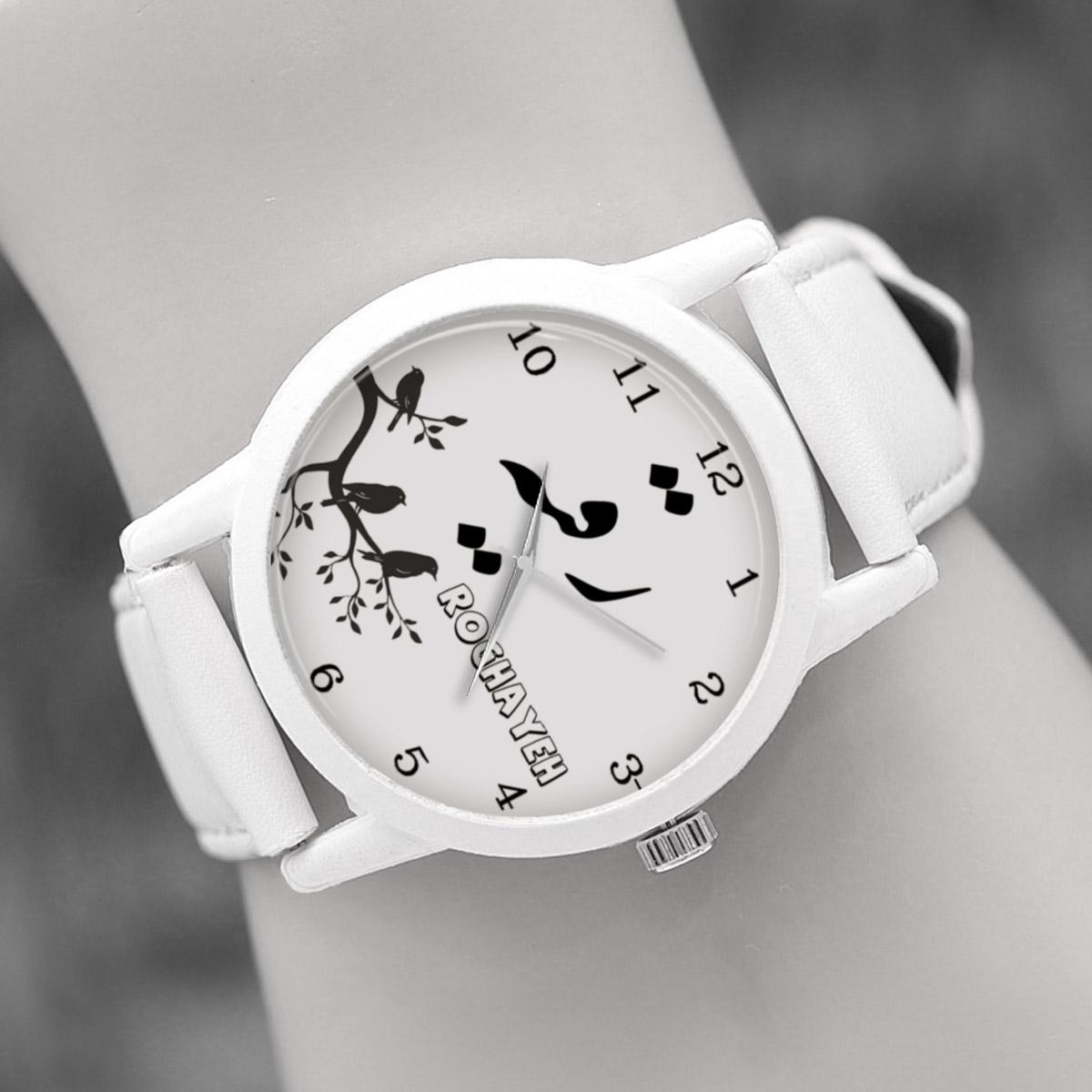 ساعت مچی عقربه ای زنانه طرح رقیه کد LF3120              خرید (⭐️⭐️⭐️)