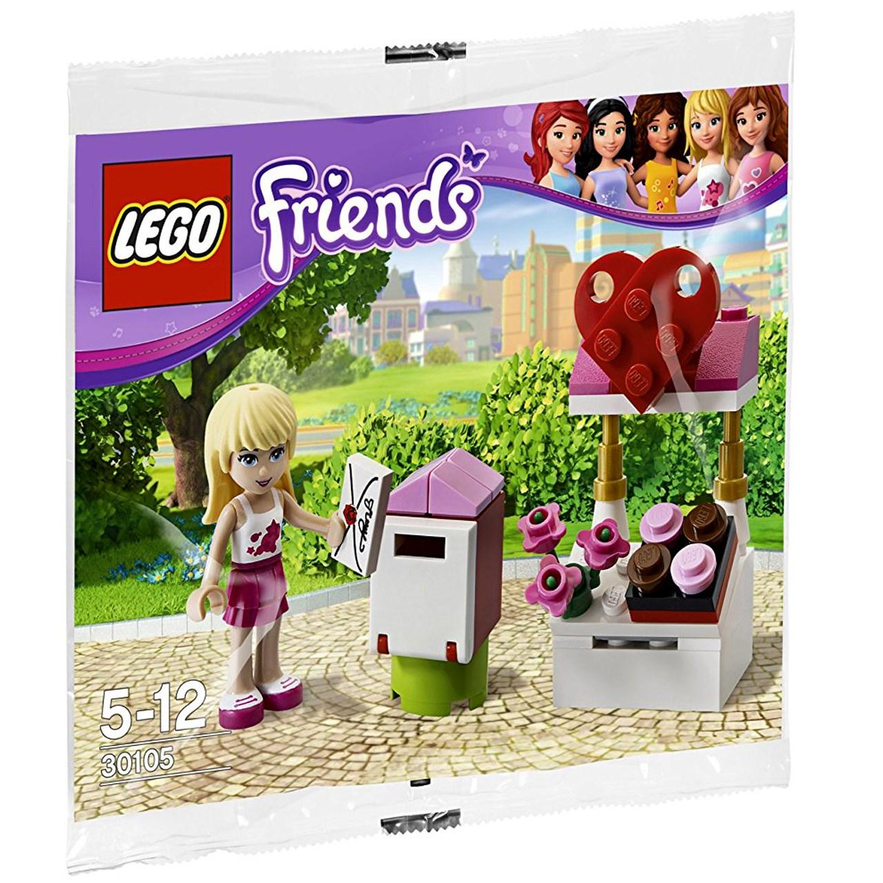 لگو سری Friends مدل Mailbox 30105