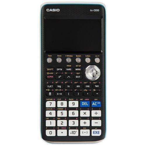 ماشین حساب کاسیو مدل fx-CG50