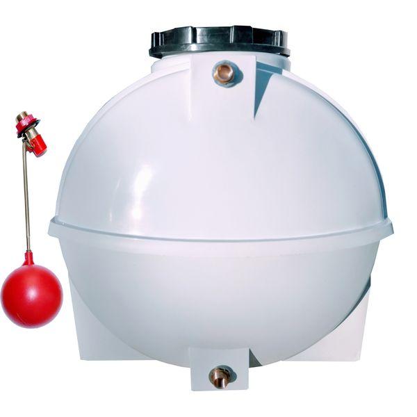 مخزن آب حجیم پلاست ماهرو لرستان مدل V25-702 ظرفیت 750 لیتر