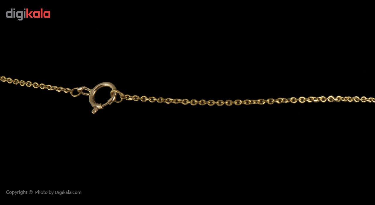 گردنبند طلا 18 عیار ماهک مدل MM0453 - مایا ماهک -  - 4