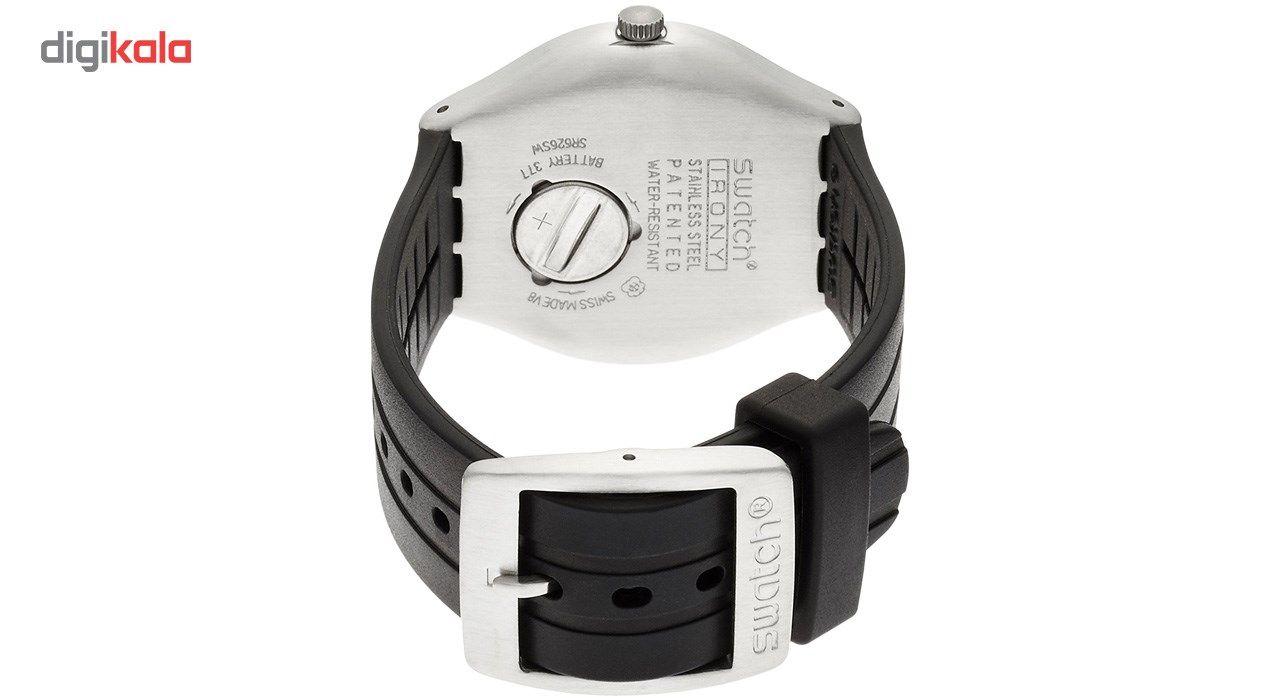 ساعت مچی عقربه ای سواچ مدل YGS132 -  - 4