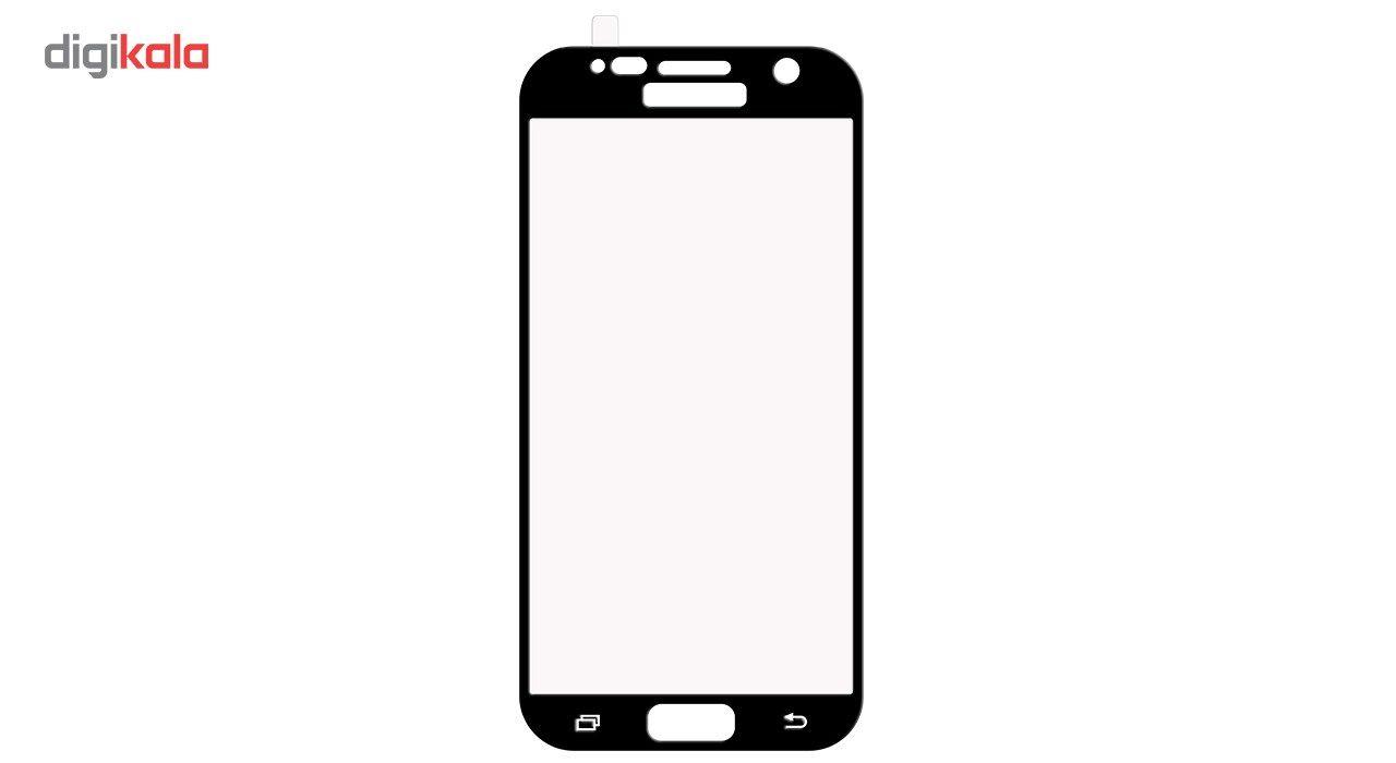 محافظ صفحه نمایش موکول مدل Full Cover 3D Curve مناسب برای گوشی موبایل سامسونگ S7 Flat main 1 2