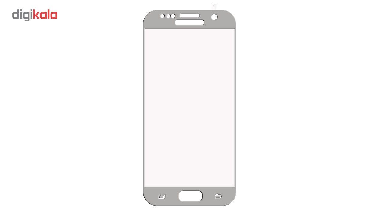 محافظ صفحه نمایش موکول مدل Full Cover 3D Curve مناسب برای گوشی موبایل سامسونگ S7 Flat main 1 3