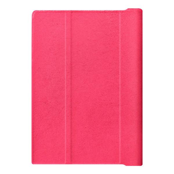 کیف کلاسوری چرمی مدل Folio Cover مناسب برای تبلت لنوو Yoga Tab 3 8.0-850F