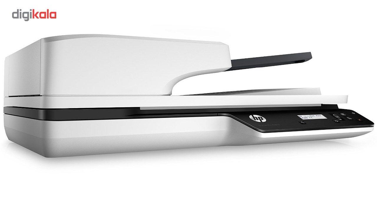 اسکنر تخت اچ پی مدل ScanJet Pro 3500 f1 main 1 4