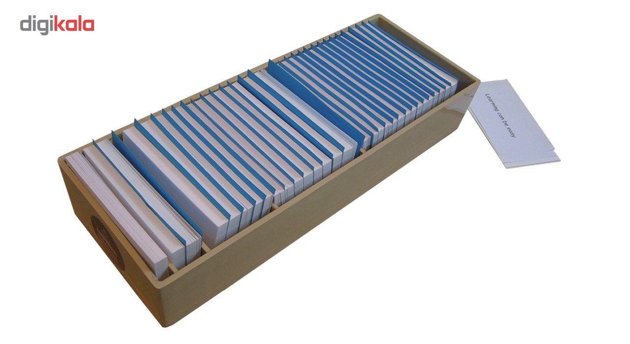 جعبه یادگیری لایتنر بهیاد مدل GM main 1 2