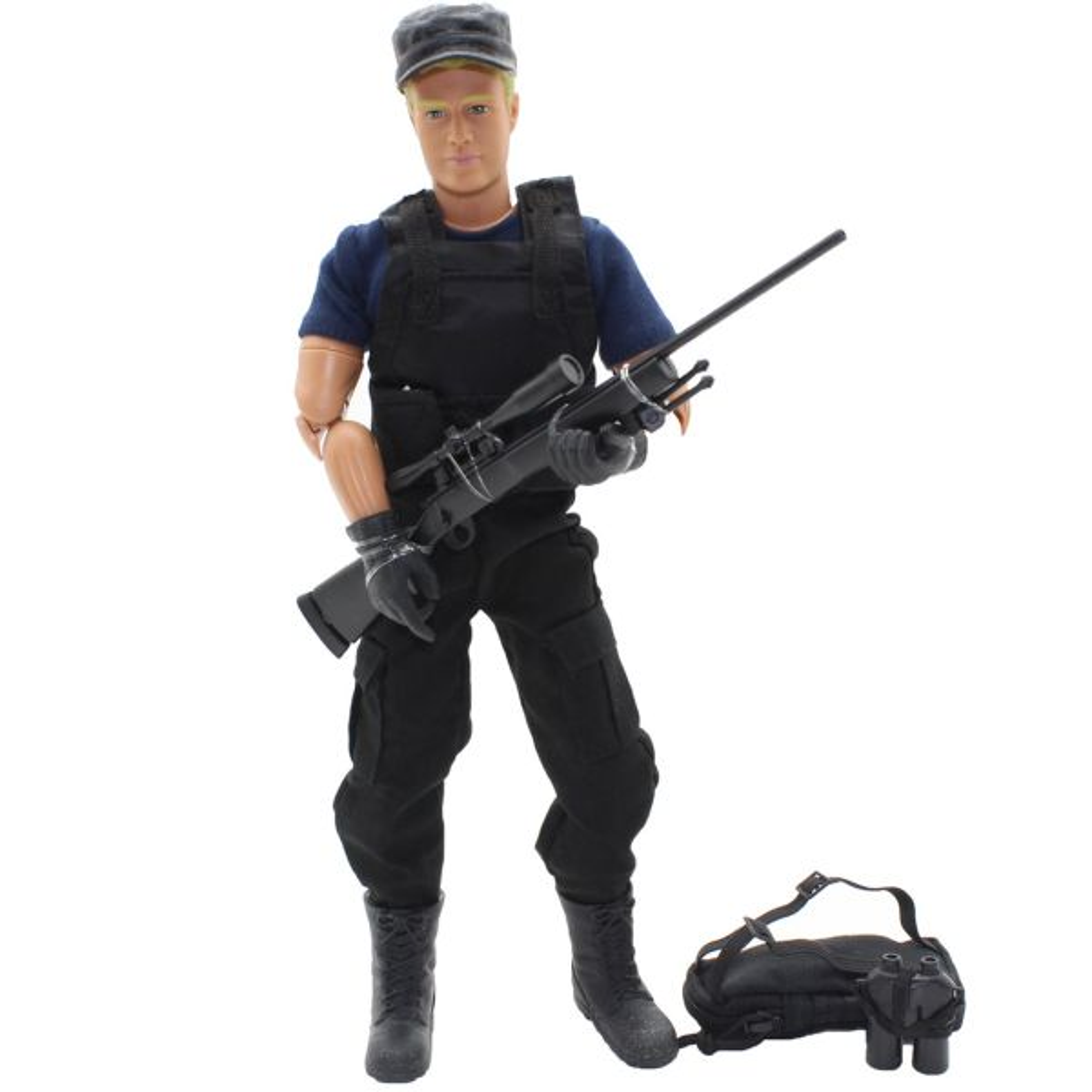 اکشن فیگور ام اند سی مدل Sniper Police 90360C