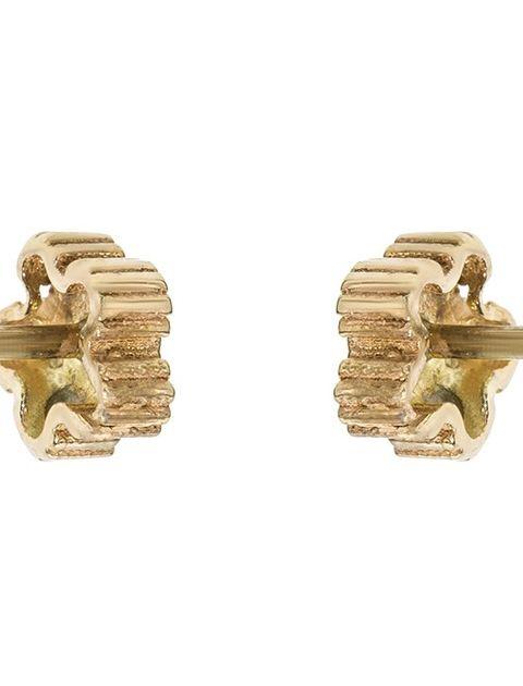 نیم ست طلا 18 عیار ماهک مدل MS0043 - مایا ماهک -  - 4