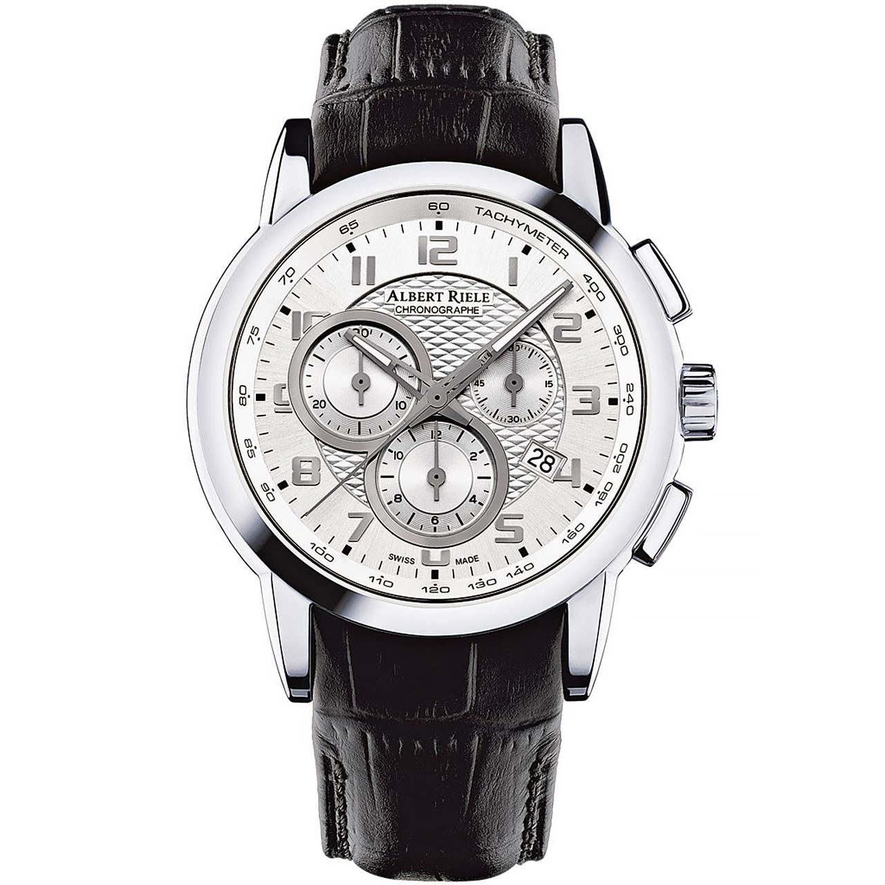 ساعت  آلبرت ریله مدل 505GQ06-SS33A-LB-K1