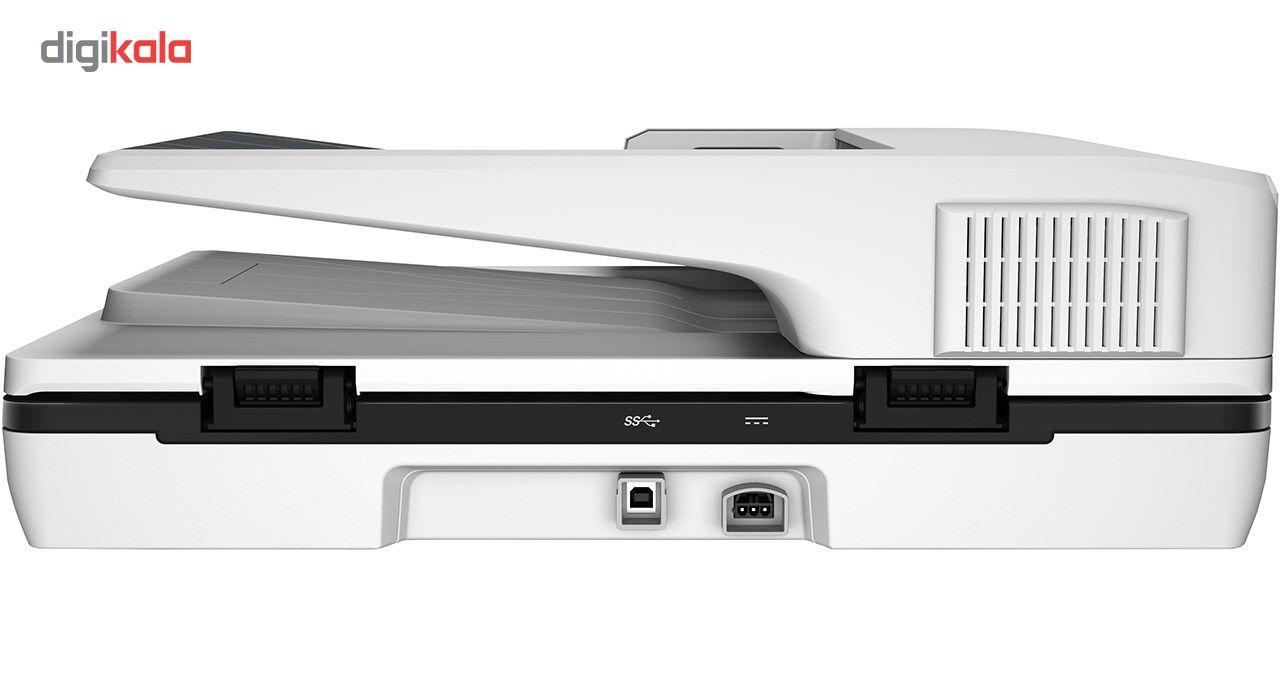 اسکنر تخت اچ پی مدل ScanJet Pro 3500 f1 main 1 5