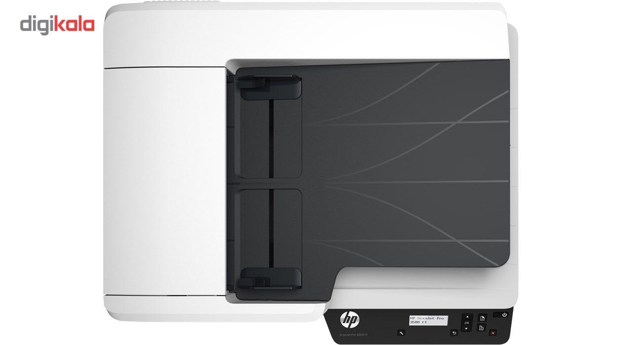 اسکنر تخت اچ پی مدل ScanJet Pro 3500 f1 main 1 6