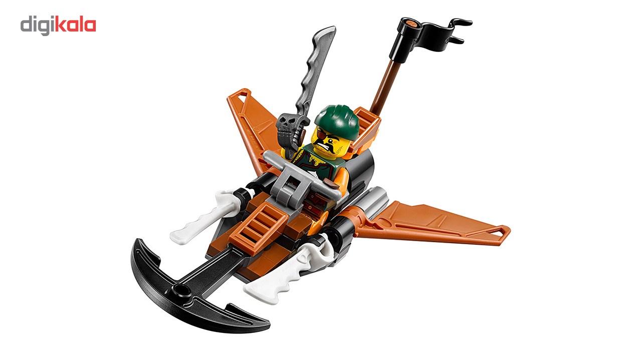 لگو سری Ninjago مدل Anchor Jet 30423
