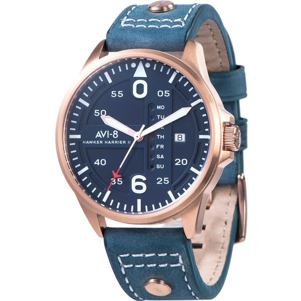 ساعت مچی عقربه ای مردانه ای وی-8 مدل AV-4003-0I