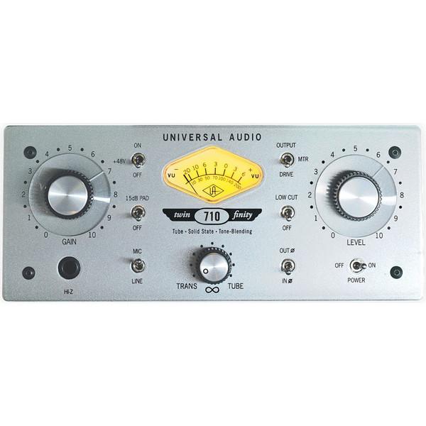 پری آمپلی فایر یونیورسال آدیو مدل 710 Twin-Finity