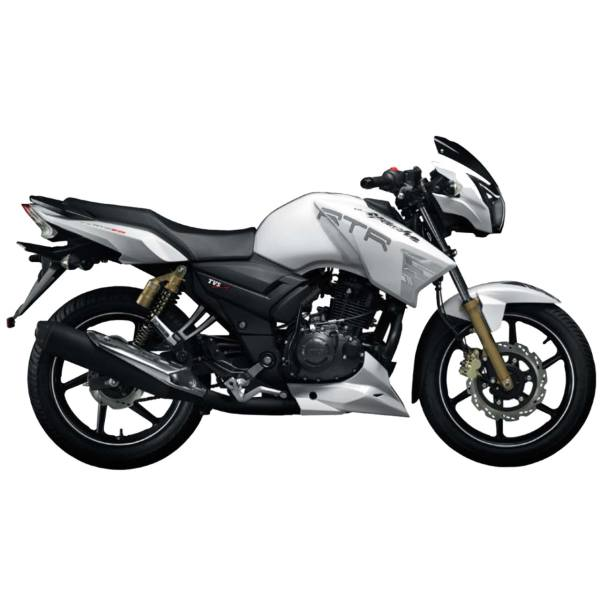 موتورسیکلت تی وی اس مدل Apache RTR 180 سال 1395